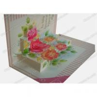 Quality Pop-up Greeting cards S-1203 for sale