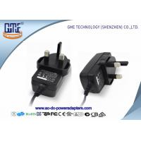 Quality CE / ROHS 3 PIN 12V Power Adapter For DVD , Various DC Plugs Available for sale