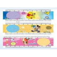 China PLASTIC LENTICULAR Custom Promotional Plastic Flexible Measuring Ruler With 3D Lenticular Material on sale
