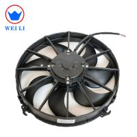 China Bus Air Conditioner Radiator Fan, Condenser Fan, Cooling Fan, 12 Inch 24v/12v DC on sale