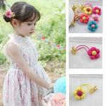 Baby accessories children Girls jewelry Rabbit pumpkin flower baby headwear hair