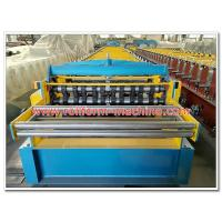 China High Rib Structural Steel Floor Deck Sheet Cold Rolling Machine with Automatic Rollformer Equipment on sale