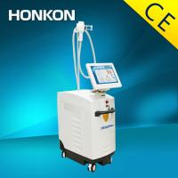 Quality Erbium Glass Fibre Fractional Laser For Acne Scars Removal , Sun Spots Removal for sale