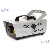 Buy DMX Control LED 1500W Fog Machine use for entertainment / 8 Minutes Warm Up at wholesale prices