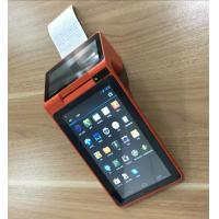 Quality ZKC901 android tablet pc with 3g wifi nfc/rfid scanner printer proovide free pos SDK for sale