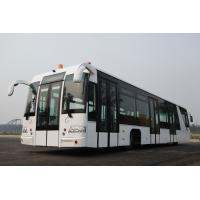 China Adjustable Seat Airport Transfer Bus , Front Axle MERCEDES BENZ 733.W14 Left Hand Drive Bus on sale