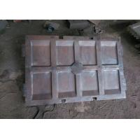 Quality Manganese Steel , Cr - Mo Alloy Steel Crusher Wear Parts DF008 for sale