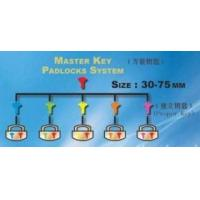 Quality Master Key Padlock for sale