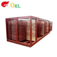 Quality Convection Platen CFB Style Boiler Superheater In Thermal Power Plant for sale