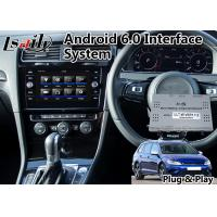 Buy cheap Android Multimedia Interface for 2017-2019 Volkswagen Golf R Estate from wholesalers