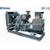 Quality High Performance 80KVA Perkins Diesel Generator With Famous Brushless Alternator for sale
