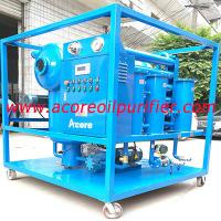 Buy Vacuum Transformer Oil Filteration Machine Manufacturer,Oil Treatment Plant at wholesale prices