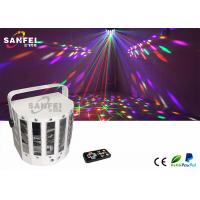 Quality Distance Control Butterfly Dance Party Lights Red Green Laser Pattern for sale
