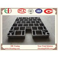 Huch Cr19Ni39Nb alloy steel tray Castings for Heat-treatment Furnaces EB22067 for sale