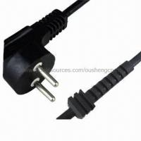 Power Cord with Strain Relief, with Israel Certificate for sale