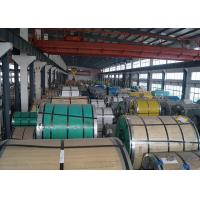Quality Durable Roll Of Stainless Steel , 430 Baosteel Stainless Steel Sheet Coil for sale