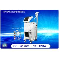 Quality Hair Removal Equipment E Light IPL RF USA CPC Water Connector for sale