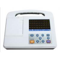 China 3 Channel Ecg Monitoring Device , Portable Ecg Machines High Accuracy on sale