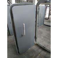 Buy Steel Material Marine Weathertight Single-leaf Quick Action Steel Doors at wholesale prices
