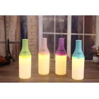 Quality Cool Bottle Led Humidifier Home Aroma Air Diffuser Purifier Atomizer essential oil diffuser difusor de aroma mist maker for sale