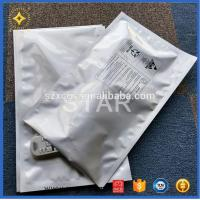 Buy cheap Silver Aluminum Foil Antistatic Packaging Pouch from wholesalers