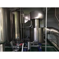 Quality Milk Powder Industrial Food Manufacturing Machines Simple Push Button Control for sale