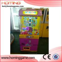 China High Quality Japanese Kid Toy Vending Machine Gift in a balloon machine(hui@hominggame.com) on sale
