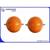 Quality Fiberglass Aircraft Warning Sphere For River - Crossing Transmission Lines for sale