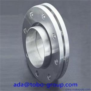 China SCH10 RF NPS 2'' Socket Weld Flange A105N ASME B16.5 ISO9000 Certification on sale