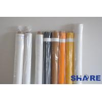 Quality Monofilament Silk Screen Printing Mesh , Electronic Printing Fabric Mesh Roll Multi Color for sale