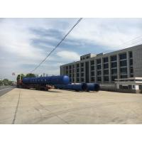 AAC autoclave for steam-cured building materials with condensation systems