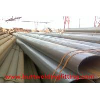 Quality SCH40 API Carbon Steel Pipe API 5L Grade B X42  Black 1/4''-48'' Round Steel Tubing for sale