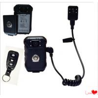 Quality Android IOS Wireless 4g Wifi Body Worn CCTV Cameras With GPS Bluetooth for sale