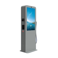 "Quality Car Charging Station 3000cd/m2 IP65 LCD Digital Signage 43"" for sale"