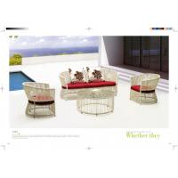 Quality new product garden rattan sofa set patio outdoor rattan Sofa for sale