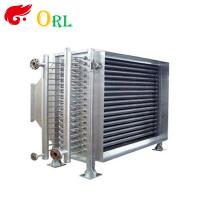 Buy 100 T Boiler Part Tubular Air Preheater / APH In Boiler Natural Circulation at wholesale prices