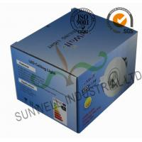 Buy Electronic LED Ceiling Light Bulb Packaging Boxes , Consumer Electronics Packaging at wholesale prices