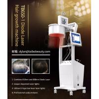 Quality Diode Laser LED 384 Units Laser Hair Restoration Machine Regulate Oil Secretions for sale