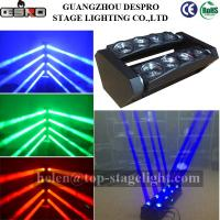 Quality New Arrival Rotation  Spide  LED Disco Light for sale