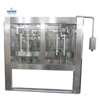 China 500ML Small Scale Water Bottling Equipment24000BPH Capacity For Mineral / Pure Water on sale
