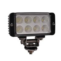Quality 24W 5.5 Inch LED Driving Lights Flood Beam 2400LM Off Road Light for SUV Car Truck Tractor Trailer for sale