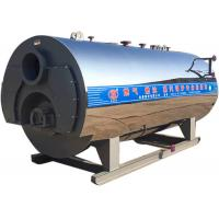 Quality Oil & Gas Fired Industrial 4 Ton Steam Boiler price for rubber industry for sale