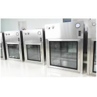 Quality Customized SUS304 Dynamic Cleanroom Pass Box For Pharmaceutical GMP Workshop for sale
