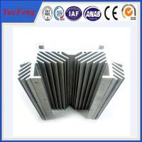 Quality Hot! custom anodized aluminum extruded profile, aluminium extrusio for sale in guangdong for sale