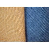 Quality Tabby Weave Cotton Yarn Dyed Fabric Strong And Hard - Wearing Comfortable Handfeel for sale