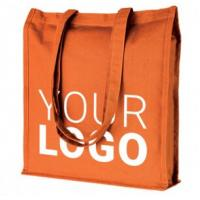 Handle promotional plain white cotton tote bag with custom logo cotton fabric bag,Hot Custom Logo Printed Cotton Canvas for sale