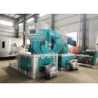 Alfalfa Ring Die Wood Pellet Mill / Industrial Biofuel Sawdust Pellet Machine for sale
