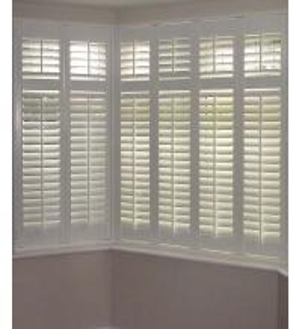 Quality Decorative Adjustable Louver Plantation Window Shutter for sale