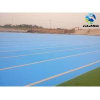 Quality Flameproof Fake Artificial Grass Underlay Artificial Turf Padding 8 MM - 20 MM for sale
