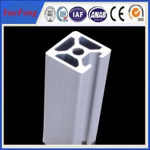 Quality OEM/ODM 6061 T6 Aluminium profiles Suppliers/Industrial Aluminium Extrusion for sale